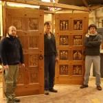 Храмовые врата