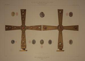 крест ангелов